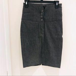 High waisted Pencil Skirt Size S